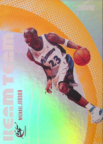 2002-03 Michael Jordan Beam Team