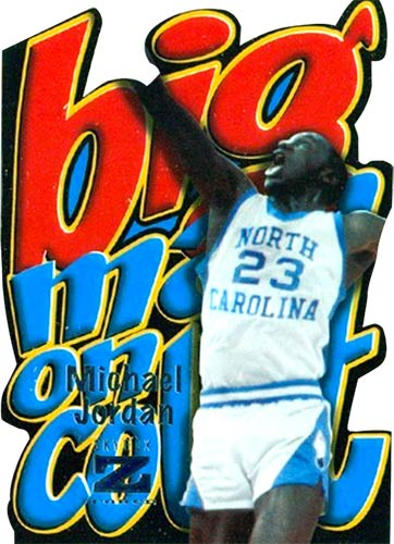 11-12 Michael Jordan Big Man On Court Retro