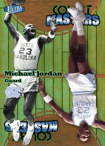 11-12 Michael Jordan Court Masters Retro