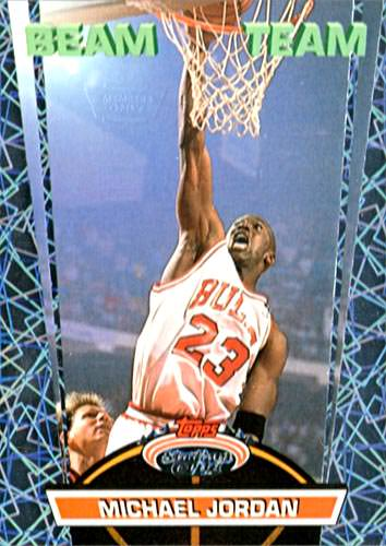92-93 Michael Jordan Beam Team Members Only