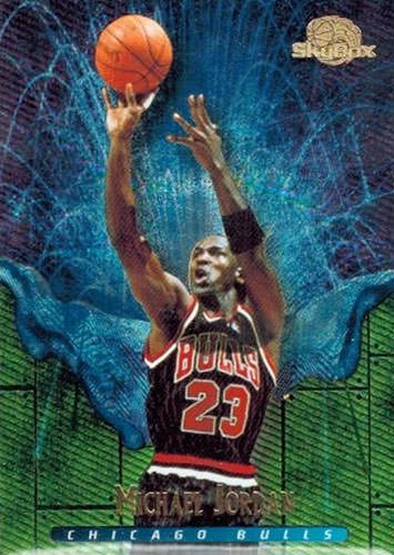 95-96 Michael Jordan Meltdown