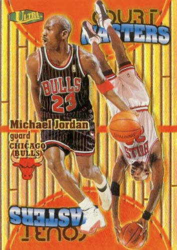 97-98 Michael Jordan Court Masters Fleer Ultra
