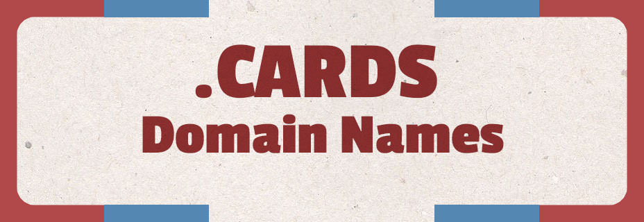 .cards domain names